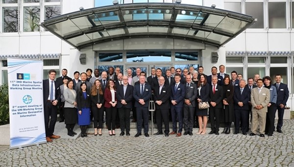 11th Meeting of the IHO Marine Spatial Data Infrastructure Working Group