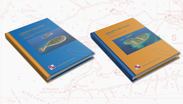 Novo izdanje publikacija Adriatic Sea Pilot, Volume I i Adriatic Sea Pilot, Volume II