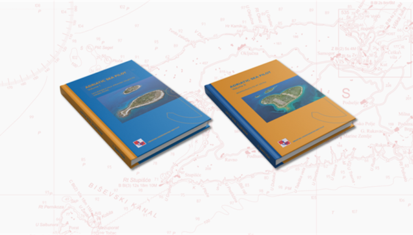 New edition of the Adriatic Sea Pilot, Volume I and Volume II